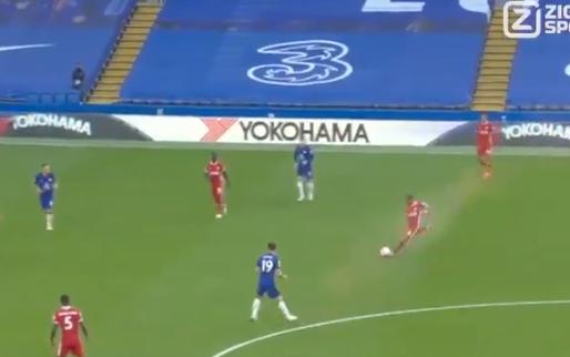 Fraaie Thiago-compilatie: Liverpool-debutant verdeelt en heerst tegen Chelsea