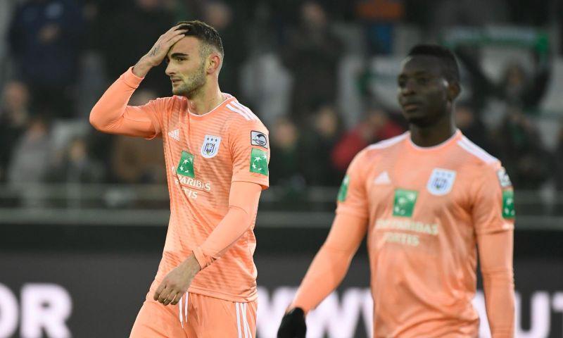 Afbeelding: OFFICIEEL: Grote schoonmaak gaat verder bij Anderlecht, aanvaller naar Turkije