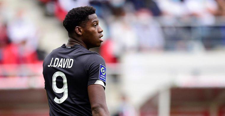 'Ex-Gentenaar David stond voor transfer naar Lille op shortlist van Liverpool'