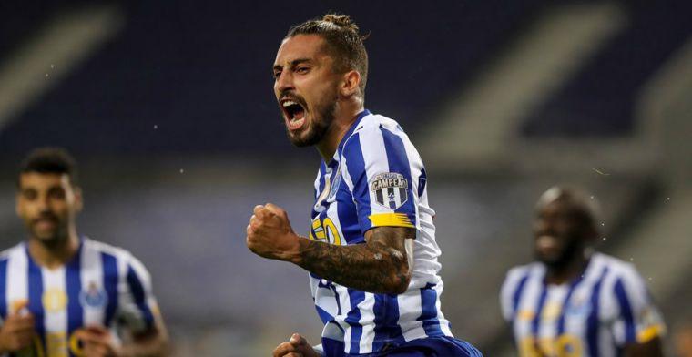 'Manchester United gaat tweede nieuwkomer na Van de Beek oppikken bij FC Porto'