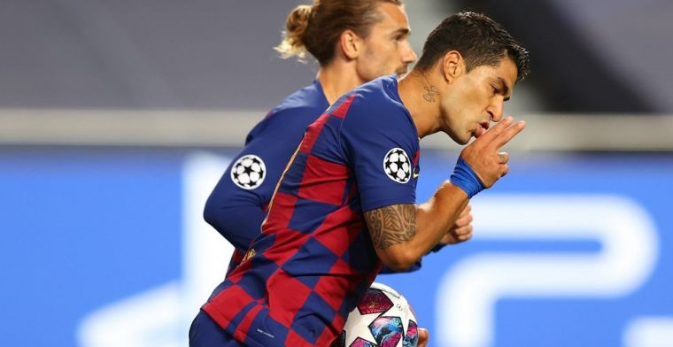 'Suárez op weg naar Barcelona-uitgang: persoonlijk akkoord, Atlético in actie'