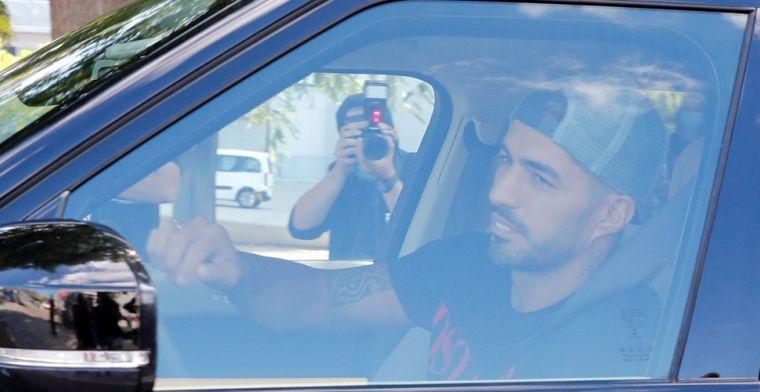 OFFICIEEL: Suarez verlaat FC Barcelona voor Atlético Madrid