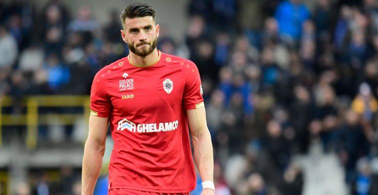 Geen Club Brugge of Anderlecht: 'Hoedt (26) dichtbij overstap naar ex-club'