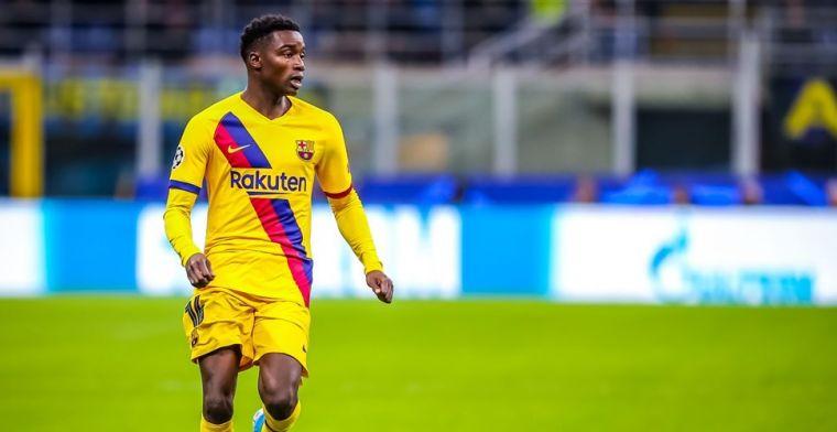 Koeman heeft geen plek voor talent: Barcelona bereikt akkoord over verhuur