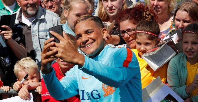 Toptransfer voor Van de Sanden: van ene naar andere Champions League-finalist