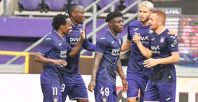 Anderlecht groeit onder hoofdcoach Kompany: De curve gaat de goeie kant uit