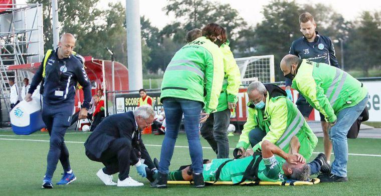 Jong AZ vernedert De Graafschap: tien doelpunten in knotsgekke wedstrijd