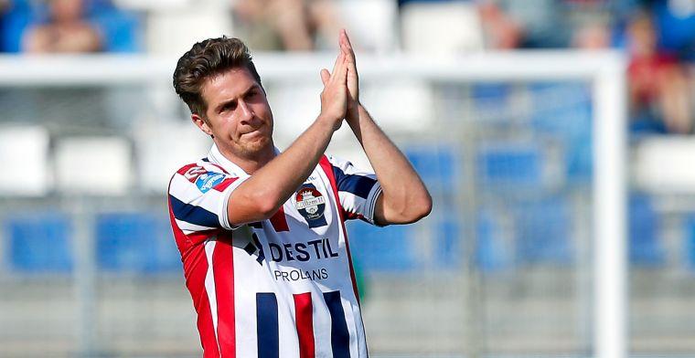 Gerrard bekijkt Willem II: 'Had ik een paar jaar geleden niet durven dromen'