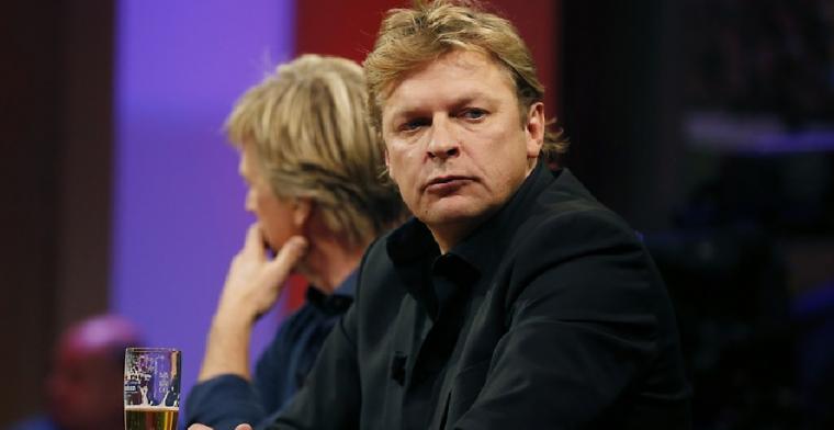Van Hooijdonk verrast en schuift Youri Mulder naar voren bij Oranje
