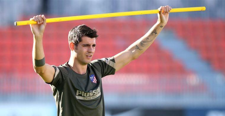 'Juventus meldt zich in Madrid: huur met optie tot koop van 45 miljoen euro'