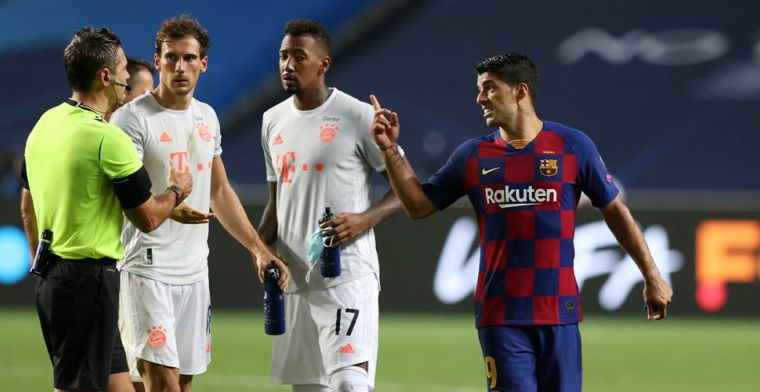 RAC1: Suárez en Barça bereiken akkoord, spits mag transfervrij vertrekken