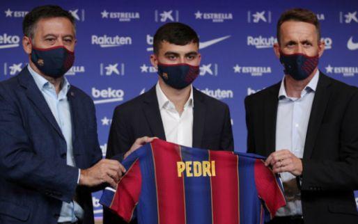 Mundo Deportivo: PSV dient 'oferta oficial' in voor Barça-parel Pedri