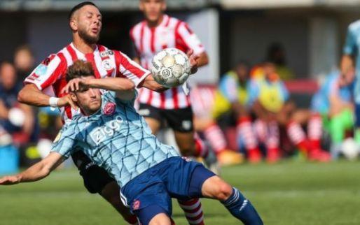 'Concrete interesse blijft uit: Tagliafico kan nieuw contract tekenen bij Ajax'