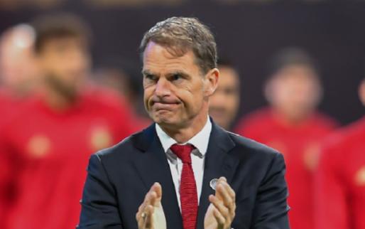 KNVB hakt de knoop door en presenteert De Boer als opvolger van Koeman