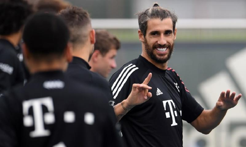 Afbeelding: 'Bayern München neemt na acht seizoenen afscheid van oudgediende'