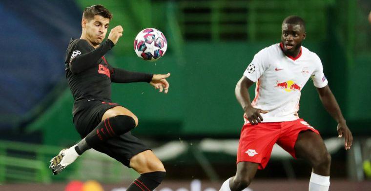 Juventus draait er niet omheen en verwelkomt verloren zoon Morata op vliegveld