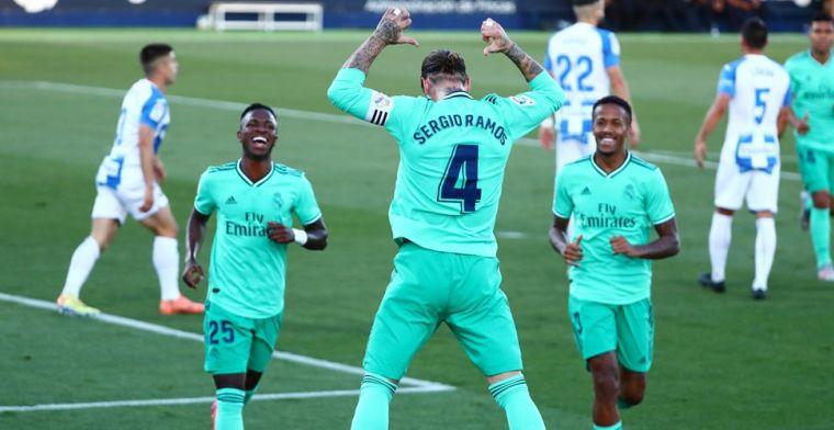 'Real Madrid bespaart 25 miljoen door fraai staaltje solidariteit van spelers'