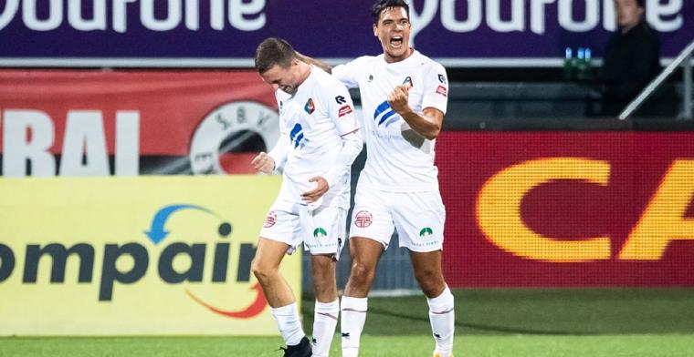 MVV verliest met debutant Van Bommel van Den Bosch, zure nederlaag Excelsior