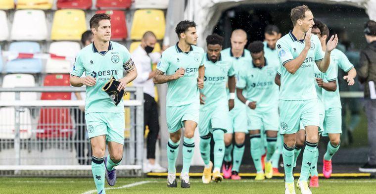 Carrière bij Willem II én Rangers: 'We waren oppermachtig tegen PSV en Ajax'