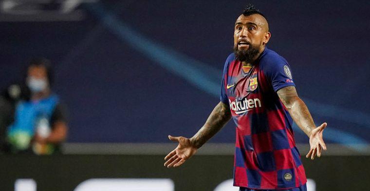 Barça en Inter maken deal officieel: Vidal keert terug in de Serie A