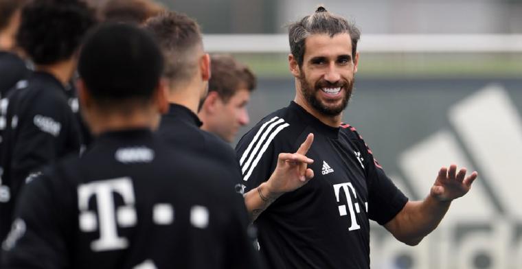 'Bayern München neemt na acht seizoenen afscheid van oudgediende'