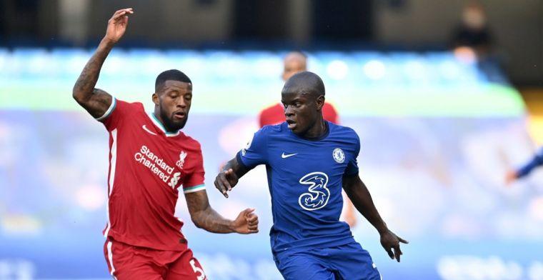 'Wijnaldum komt er niet uit met Liverpool en staat voor transfervrij vertrek'