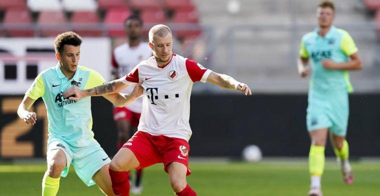 Eredivisie-ouverture FC Utrecht-AZ wordt met vier maanden vertraging ingehaald