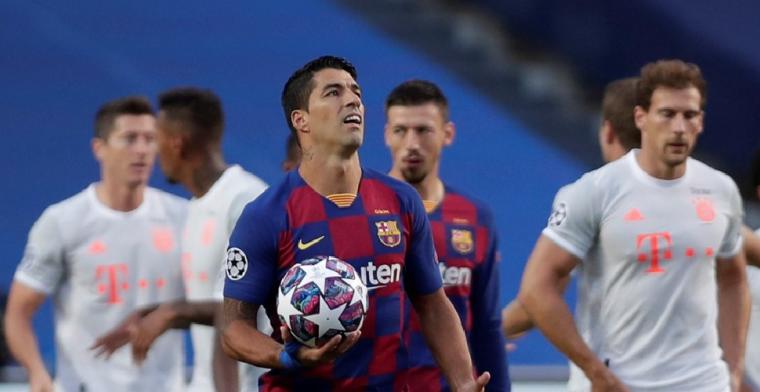 'FC Barcelona blokkeert transfer Suárez, spits denkt aan persconferentie'
