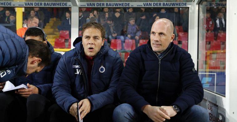 Recordcijfers voor Clement: 'Club Brugge is de beste uitploeg in Europa'