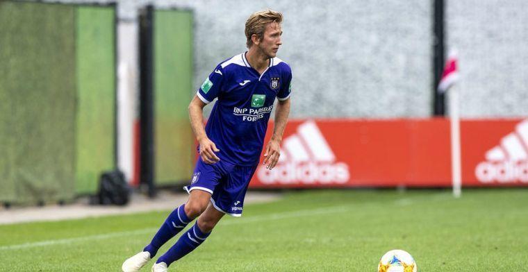 Goed nieuws voor Kompany: Vlap is coronavrij en traint weer bij Anderlecht