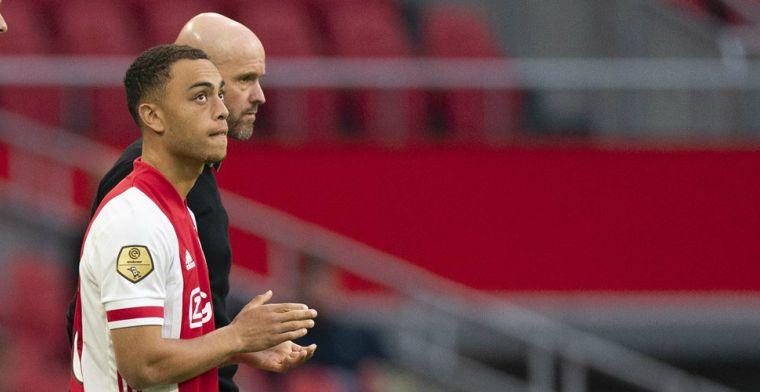 'Spel is op de wagen: Barcelona meldt zich officieel bij Ajax voor Dest'
