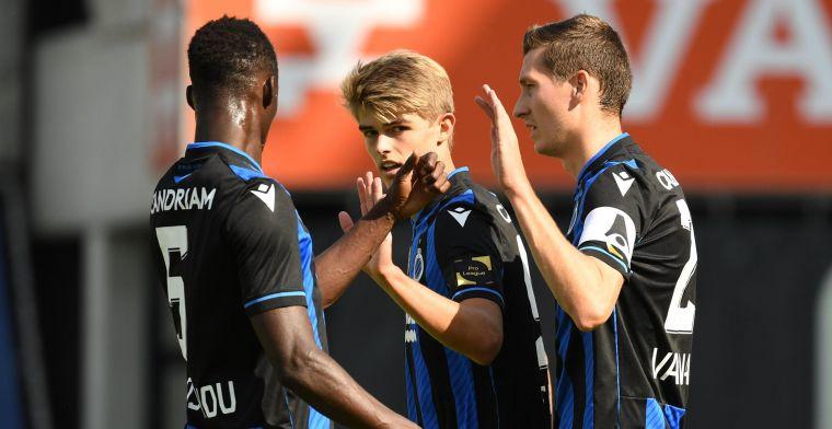 De Ketelaere wil bevestigen bij Club Brugge: 'Verwachtingen schrikken niet af'