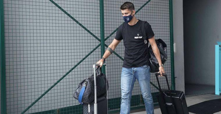 OFFICIEEL: Morata verlaat Atlético Madrid en keert terug naar Juventus