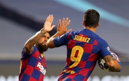 'Chaos bij Barcelona: bestuursleden woest om Suárez-akkoord'