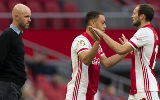 Ten Hag waakt voor 'rommeltje' bij Ajax: 'Dan zie je niet terug waarop je coacht'