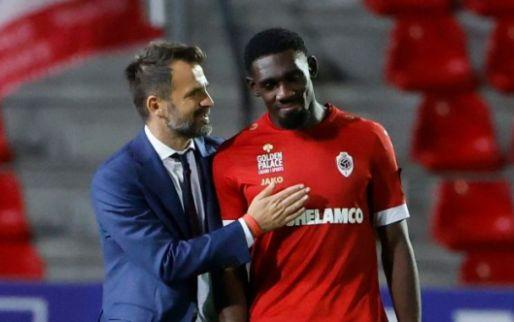 """Antwerp heeft nieuw goudhaantje: """"Ik zag meteen dat hij een talent is"""""""