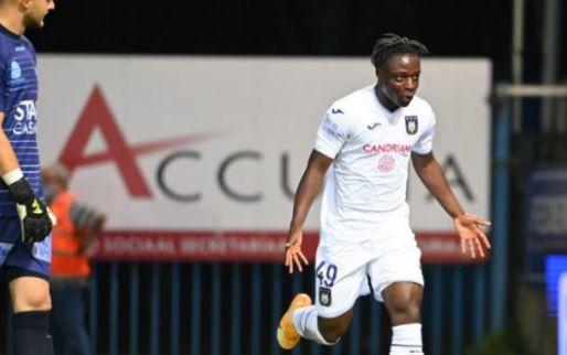 'Anderlecht wil geen risico nemen en praat met Doku over contractverlenging'