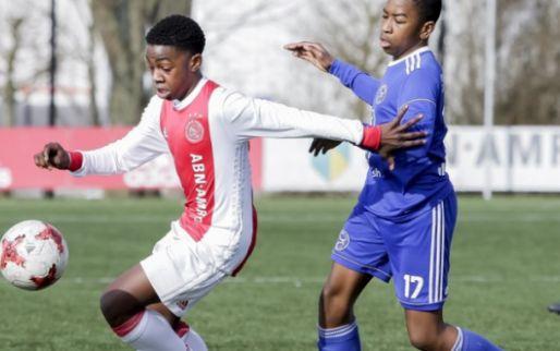 De Telegraaf: Ajax bereikt akkoord en houdt pareltje (15) uit klauwen Chelsea