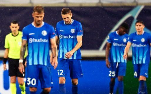 KAA Gent verliest van Dinamo Kiev en mag denken aan de Europa League