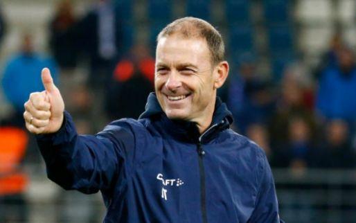 Opvolger Wolf: 'KRC Genk vindt principeakkoord met nieuwe hoofdtrainer'