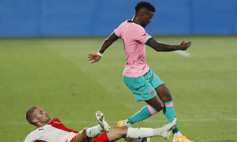 Afbeelding: Semedo bevestigt Barça-vertrek: 'Het was een droom voor mij: die is uitgekomen'