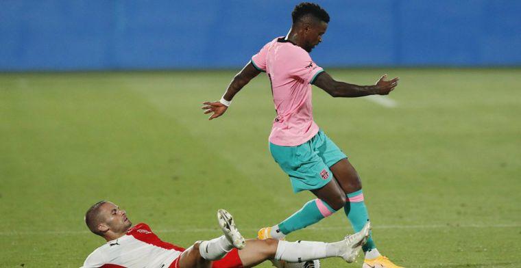 Semedo bevestigt Barça-vertrek: 'Het was een droom voor mij: die is uitgekomen'