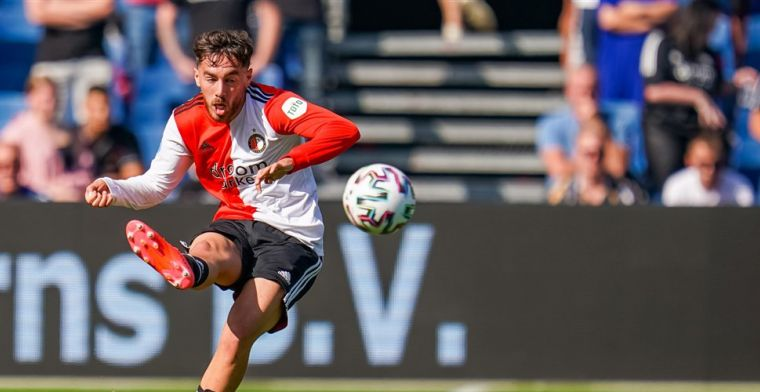 Perez ziet 'statement' van Advocaat bij Feyenoord: 'Die komt er niet in'