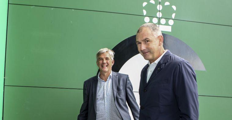 """Cercle kan rekenen op 'man van tien miljoen euro': """"Stabiliteit achterin"""