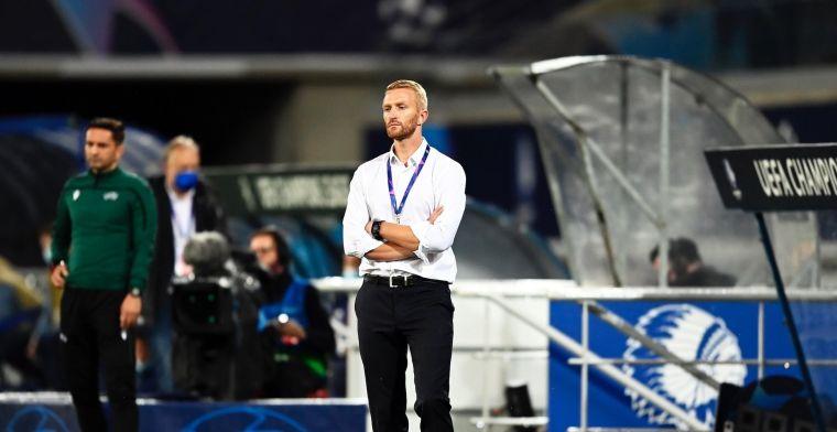 Bezus zondebok van treurige avond voor KAA Gent tegen Dinamo Kiev