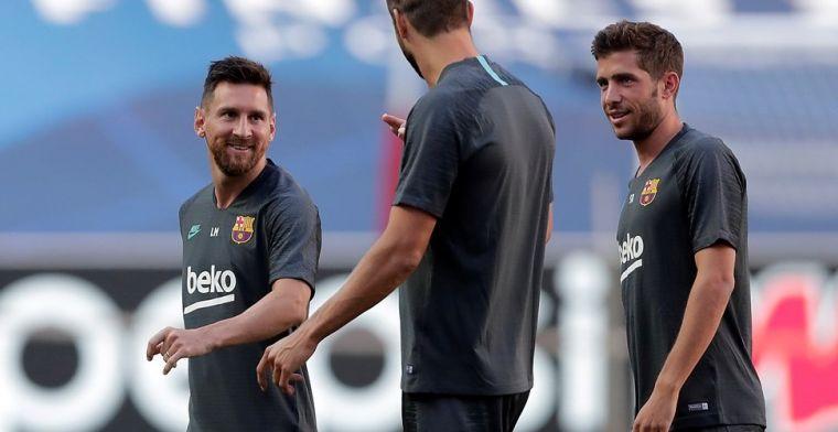 'Ik dacht hetzelfde: het kon niet waar zijn dat Messi zou vertrekken bij Barça'