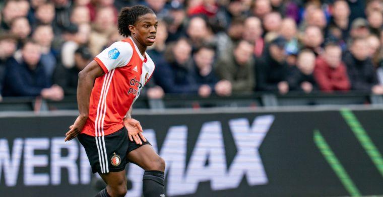 Onverwachte snelle rentree bij Feyenoord: 'We've missed that big smile'
