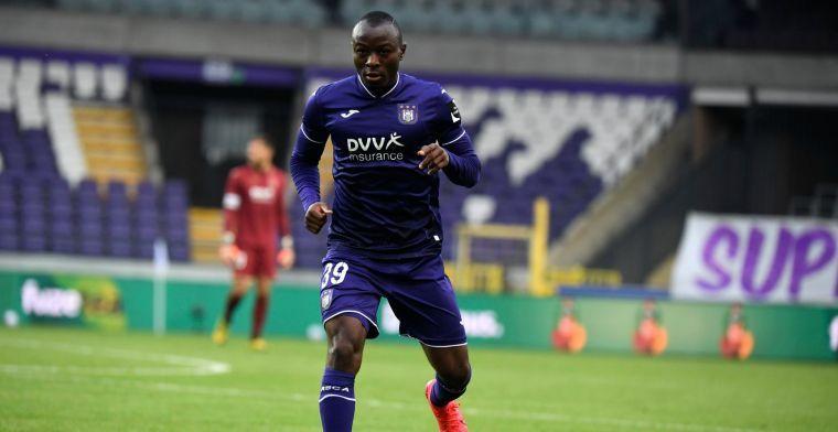 Kayembe verliet Anderlecht voor Eupen: Ik wilde spelen