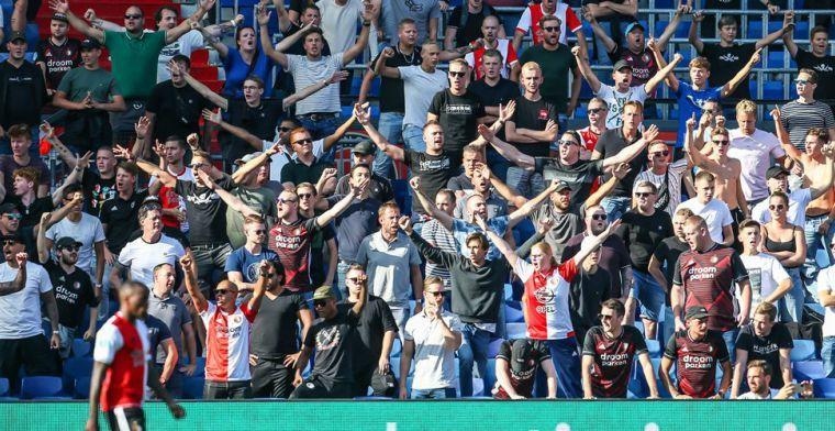 Aboutaleb 'laat het niet gaan': laatste kans voor Feyenoord-fans in duel met ADO