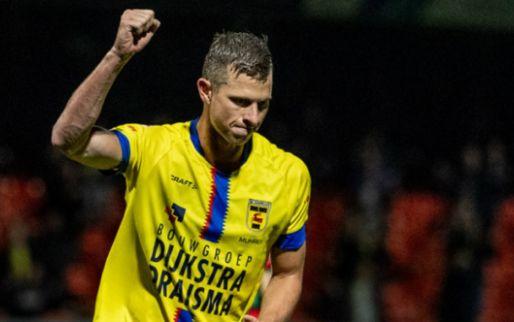 Afbeelding: Cambuur dreigt te weinig spelers over te houden voor duel met Jong Utrecht
